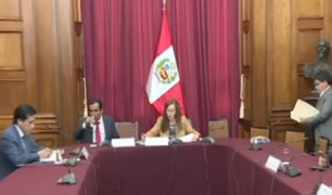 Humberto Morales anunció posible retiro de Frente Amplio de comisión Lava Jato