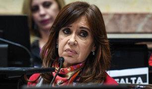 Argentina: Cristina Fernández responderá ante juez por agendas