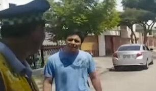 San Isidro: autoridades municipales denunciarán penalmente a agresor