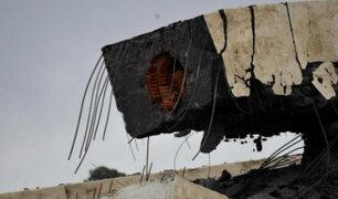 Tragedia en Génova: un peruano muerto en caída de puente, según embajador Iberico