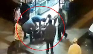 Callao: joven recibe golpiza tras demorarse en pago de préstamo