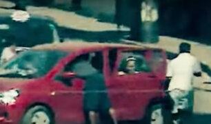 Conozca la nueva de modalidad de asalto a vehículos en el Centro de Lima