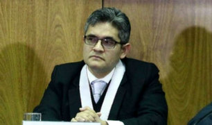 Abren proceso disciplinario a fiscal Domingo Pérez por declaraciones contra Pedro Chavarry