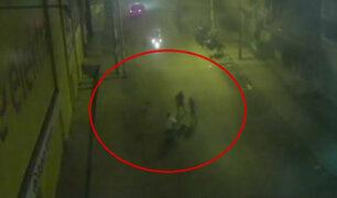 Cámaras de seguridad registran violentos robos y asaltos en calles de VMT