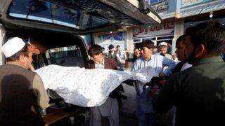 Atentado terrorista en Afganistán: ataque suicida en colegio deja al menos 48 muertos