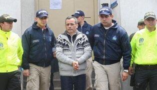 Rodolfo Orellana instaló estudio de abogados dentro del penal de Challapalca