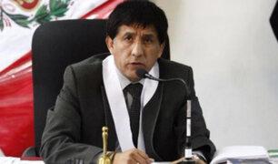 Congreso: reacciones por opinión de juez Carhuancho sobre situación en Fiscalía
