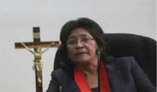 Caso Humala-Heredia: defensa plantea recusación contra jueza Edita Condori