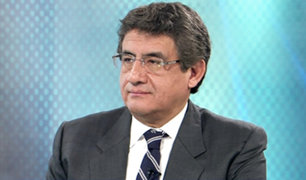 Juan Sheput se pronuncia tras polémicos tuis de Salvador Heresi
