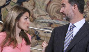 Crecen los rumores sobre el divorcio de los reyes de España