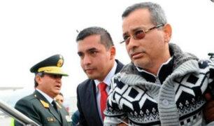 Revocan hábeas corpus que permitía a Orellana tener estudio jurídico en penal