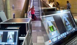 EEUU: metro de Los Ángeles instala escáner para prevenir atentados terroristas