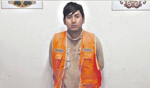 Chiclayo: capturan a delincuente por el asesinato de un auditor de la Sunat
