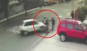 Mundo: conozca los casos de conductores que atropellaron a delincuentes para evitar robos