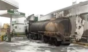 Av. Brasil: grifo habría infringido normas de seguridad durante abastecimiento de combustible