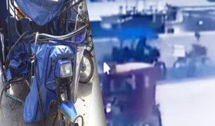 Paita: hombre de 75 años pierde la vida al ser atropellado por mototaxista