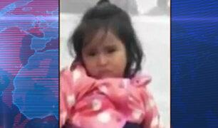 Cañete: buscan desde ayer a niña de dos años desaparecida en Cerro Azul