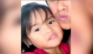 Cañete: activan alerta Ámber para ubicar a niña desaparecida