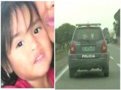 Continúa intensa búsqueda de niña desaparecida en Cerro Azul