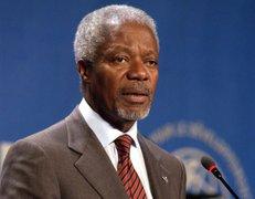 Falleció Kofi Annan, ex secretario general de la ONU y Nobel de la Paz