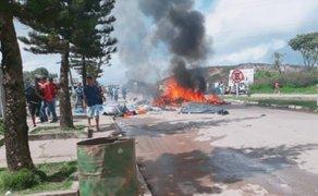 Brasileños queman campamentos y expulsan violentamente a venezolanos refugiados