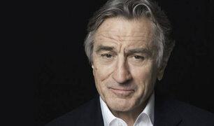 Robert De Niro celebra sus 75 años