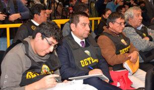 Dictan prisión preventiva para integrantes de 'Los Cuellos Blancos del Puerto'