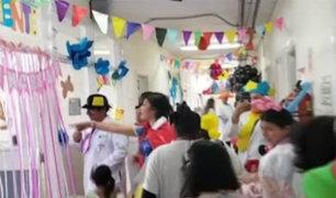 Con diversas actividades celebran Día de la buena atención al paciente
