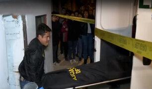 Ate: joven universitaria es asesinada de un balazo