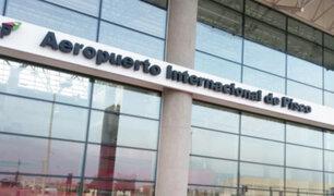 Pisco: cerca de 300 pasajeros pasaron la noche en terminal aéreo