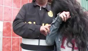 """Ate Vitarte: capturan a """"peperas"""" que drogaban a hombres para robarles sus pertenencias"""