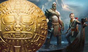 God of War: Mitología inca pudo ser el escenario del último juego