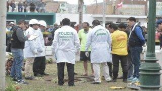 Cerro Azul: multitud le dio el último adiós a la pequeña Xoana en medio del dolor de sus familiares