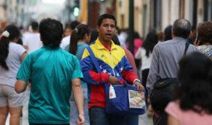 Extranjeros tendrán 180 días para regularizar su situación migratoria
