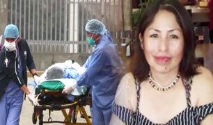 Mujer quemada con 'thinner' en Villa El Salvador, tiene pronóstico reservado