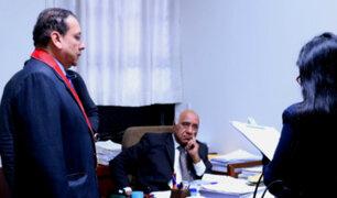 Población se pronunció tras caso de juez que recibió coima
