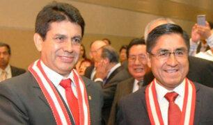 Procurador Amado Enco denunció a Hinostroza y Gálvez ante Fiscalía
