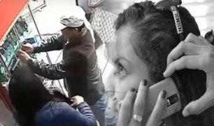 Continúan los robos de teléfonos celulares en todo Lima