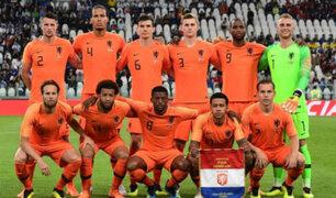 Perú vs Holanda: Estos son los convocados de la 'Naranja Mecánica'