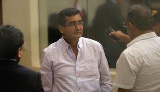 Lava Jato: Fiscalía pidió ocho años de prisión para César Álvarez