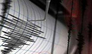 Tumbes: sismo de magnitud 4.7 se registró esta mañana en Zorritos