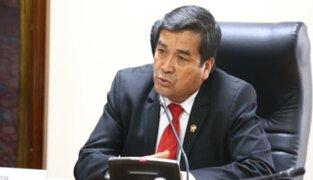 Alianza para el Progreso acordó por unanimidad suspender a Benicio Ríos
