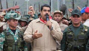 Nicolás Maduro acusa a Bolsonaro de confabular con EE.UU. y Colombia para derrocarlo y matarlo