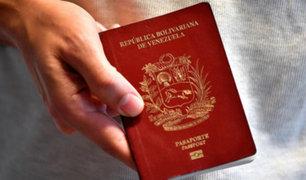 César Villanueva no descartó flexibilizar ingreso de venezolanos en algunos casos