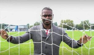 La aterradora historia de un futbolista africano