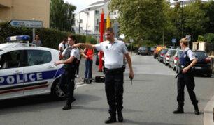 Francia: ISIS se atribuye ataque con cuchillo que dejó dos muertos