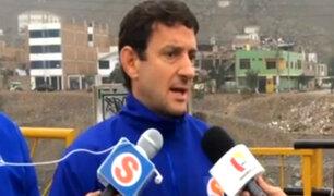 Renzo Reggiardo se pronuncia tras polémicas declaraciones de Ricardo Belmont