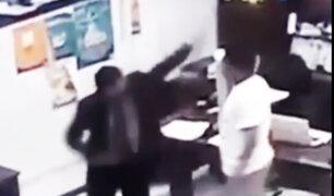 Arequipa: golpean a funcionario municipal presuntamente por no culminar una obra