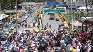 Ecuador suspendió requisito de pasaportes para migrantes venezolanos