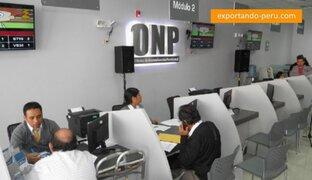 Caso ONP: PJ confirmó 36 meses de prisión preventiva para implicados en actos de corrupción